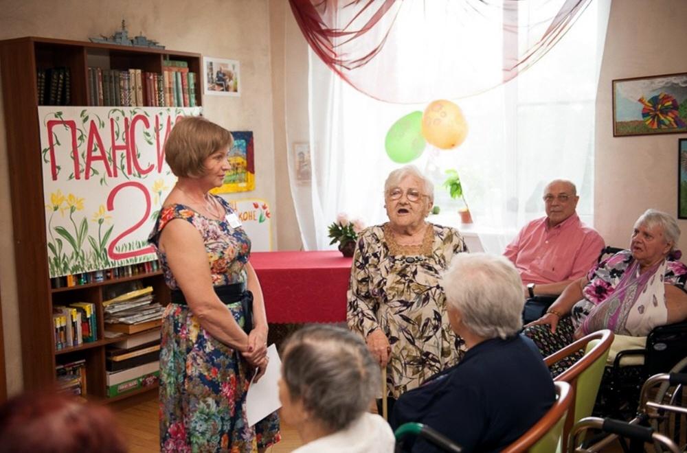 Бизнес на услугах для старшего поколения
