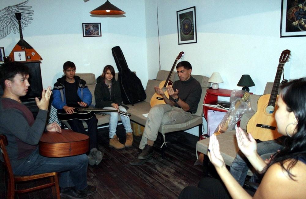 Бизнес по обучению игре на гитаре
