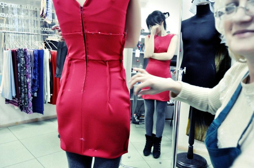 Бизнес по пошиву одежды на заказ