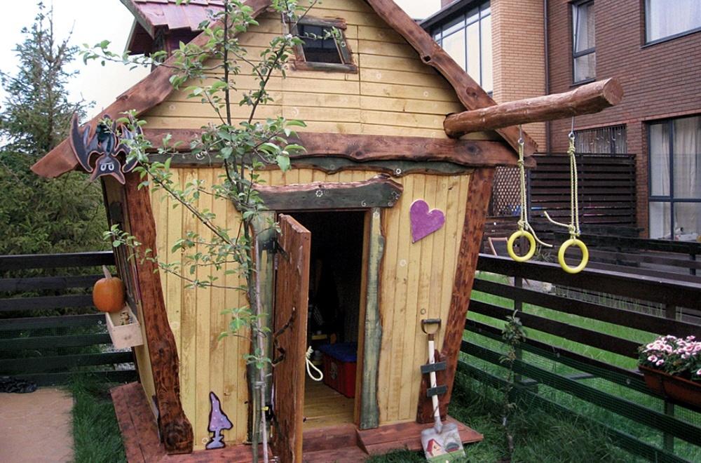 Бизнес по продаже детских домиков