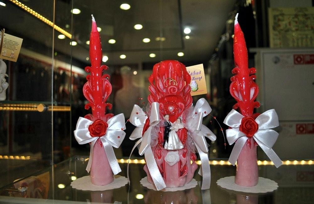 Бизнес по продаже свечей