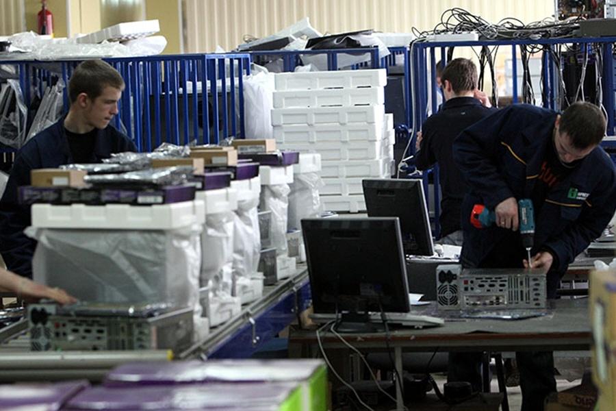Бизнес по производству компьютерных систем