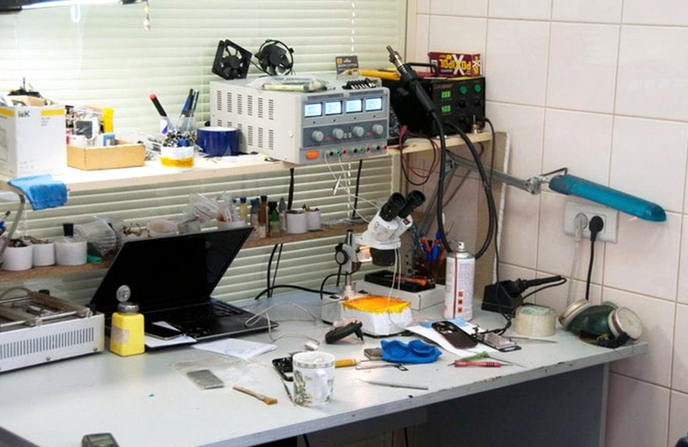Бизнес по ремонту компьютерной техники
