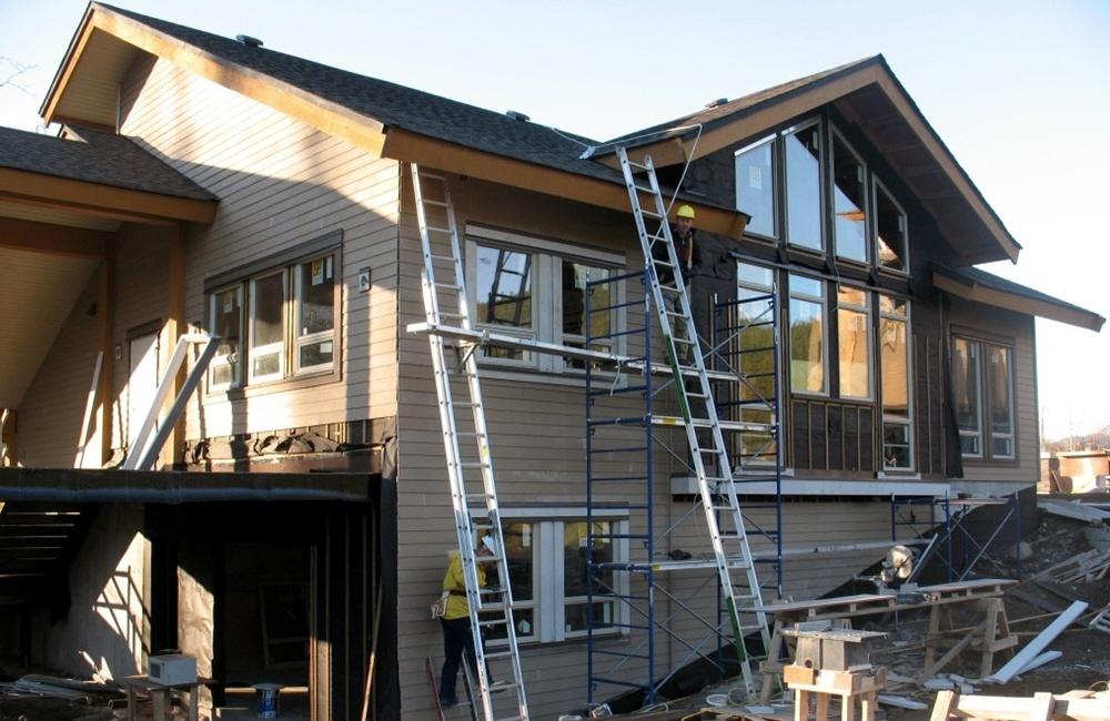 Бизнес по строительству домов