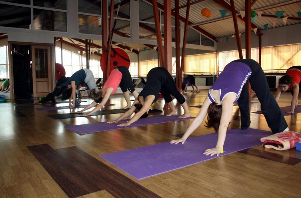 Бизнес студии йоги ТРИНИТИ