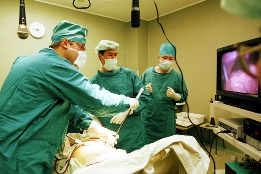 Будущее Хирургии