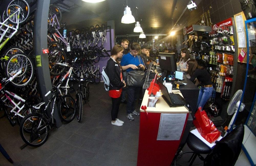 Велосипедный бизнес Велодрайв