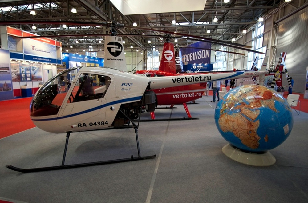 Вертолётный бизнес компании Авиамаркет