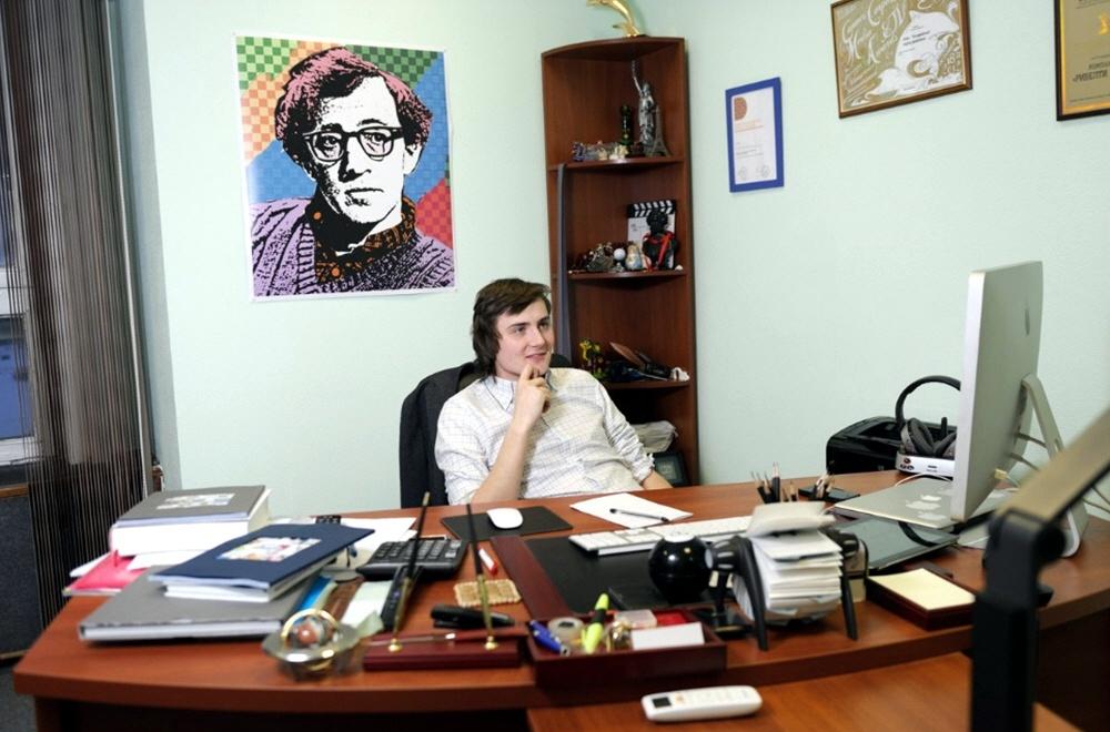 Видеопроизводственный Бизнес Дмитрия Богданова