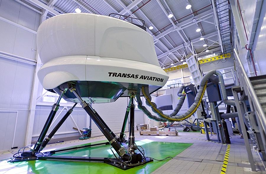 Высокотехнологичные авиационные тренажёры