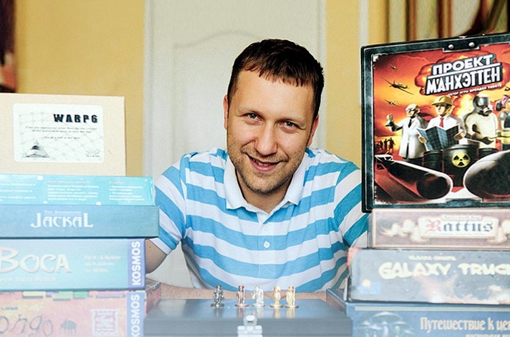 Игровой Бизнес Дмитрия Кибкало