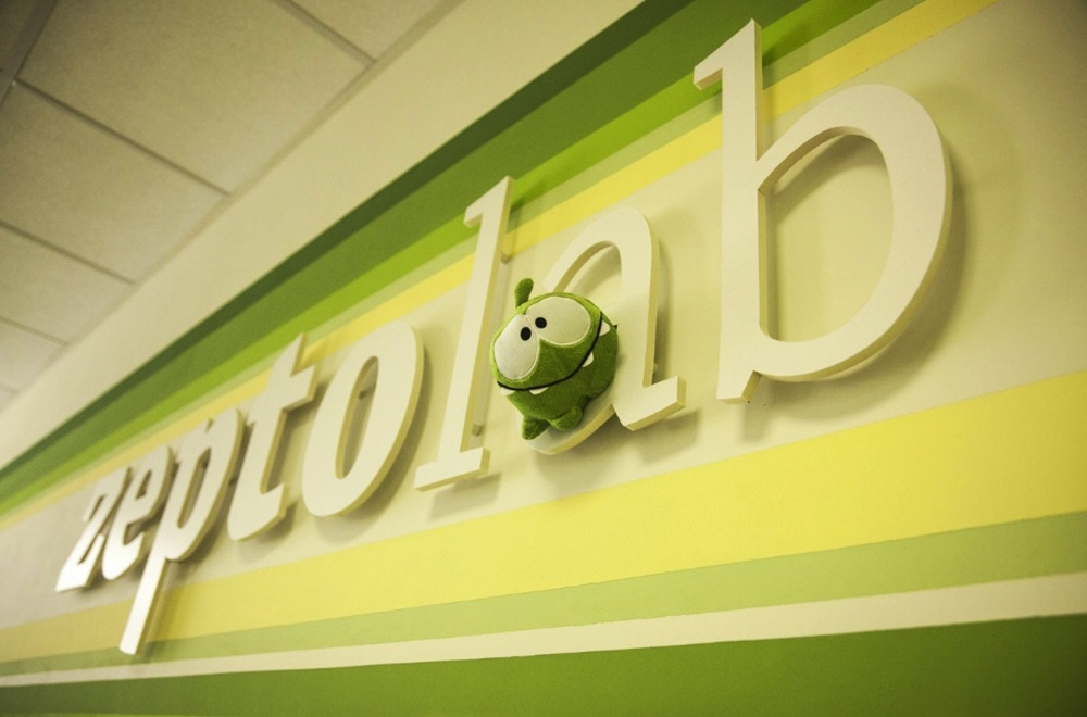 Игровой Бизнес компании ZeptoLab