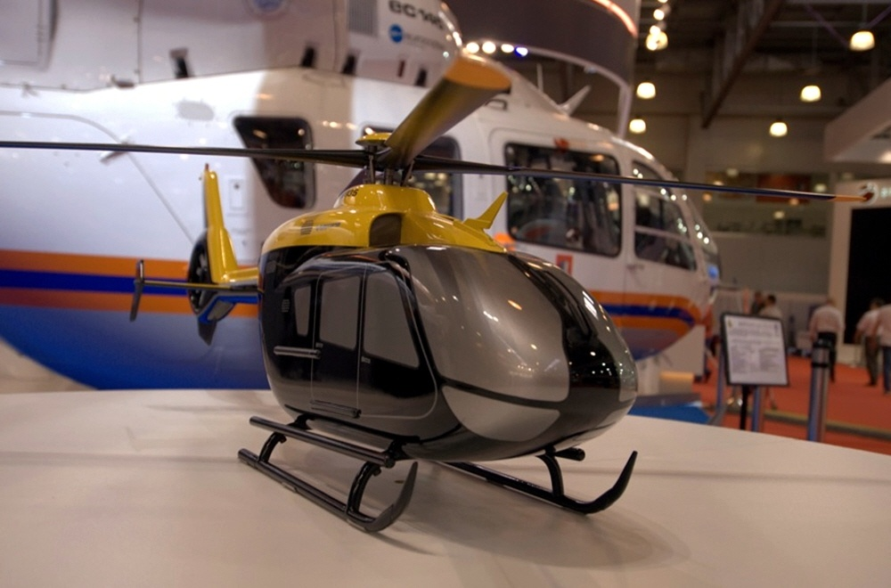 Индустрия вертолётной авиации