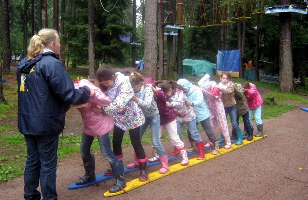 Как открыть детский лагерь