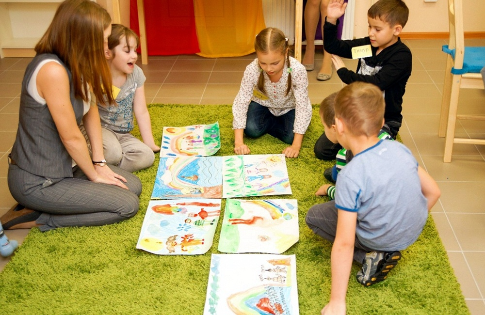 Как открыть образовательный детский клуб
