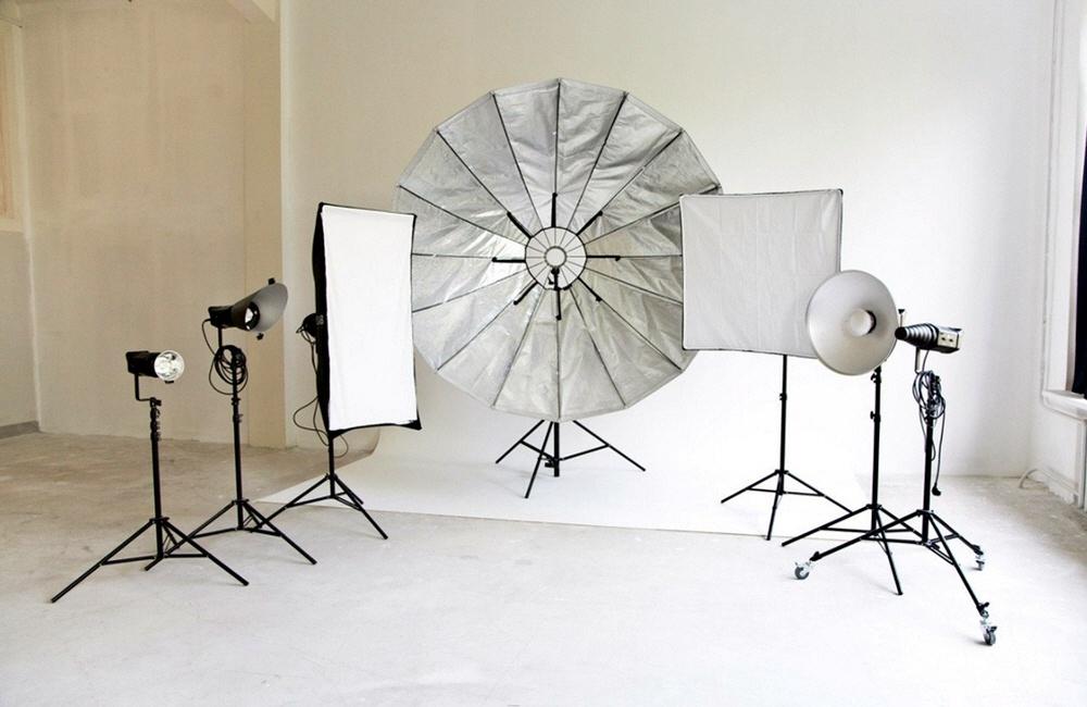Как открыть свою фото студию