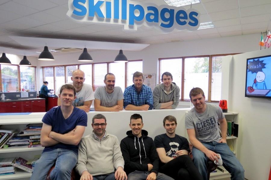 Команда профессиональных программистов