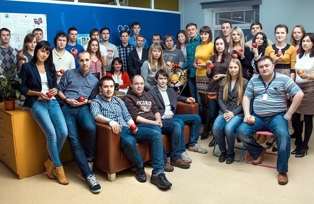Компания Русские информационные технологии