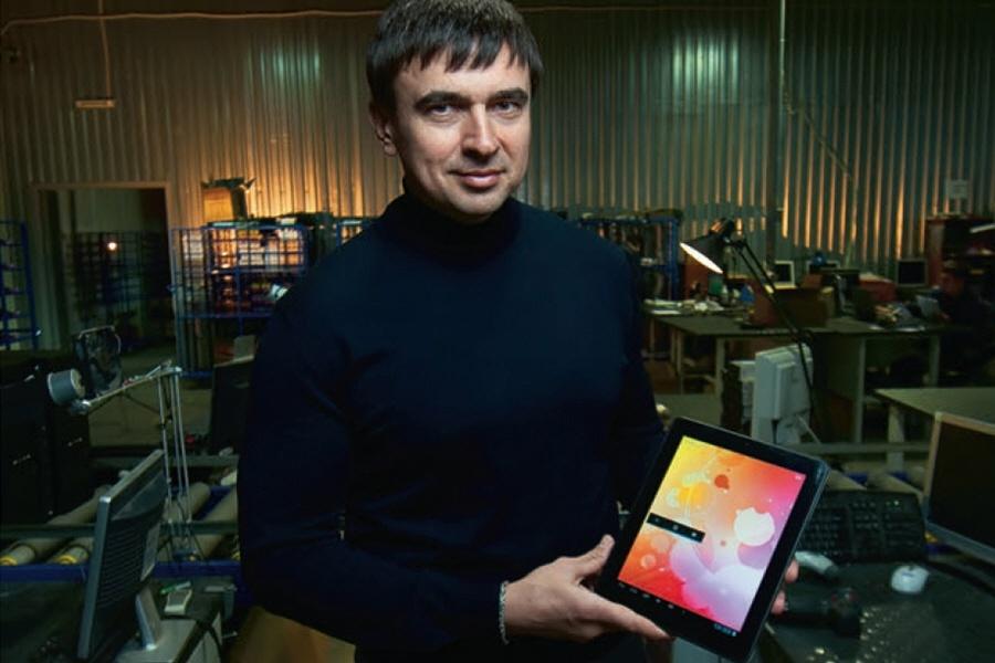 Компьютерный Бизнес Георгия Чернявского