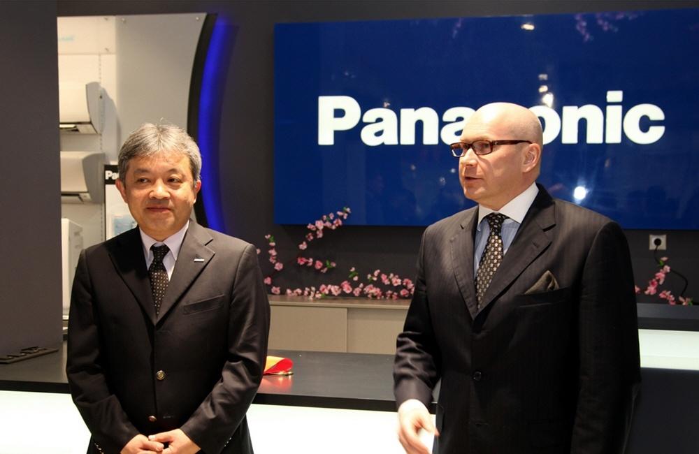 Корпорация Panasonic на российском рынке