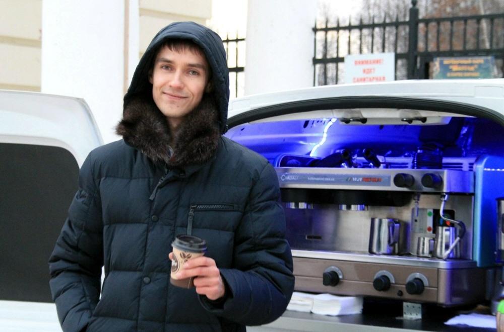 Кофейный Бизнес Ивана Губина