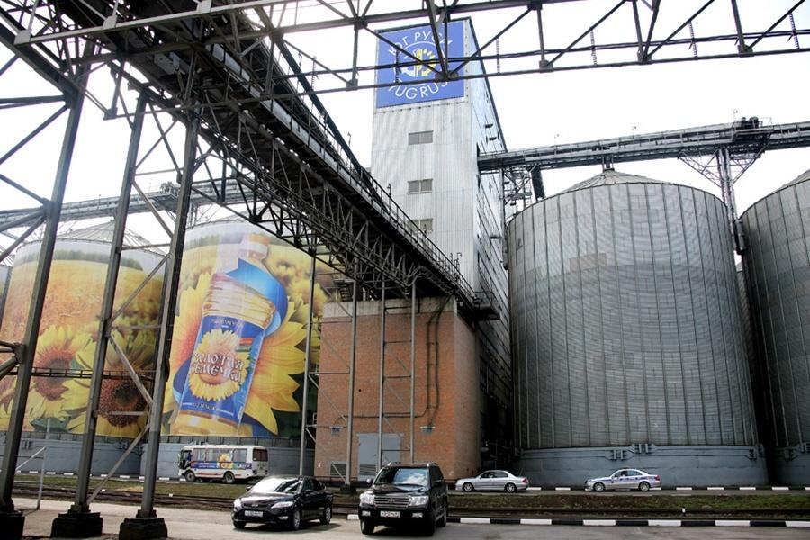 Крупный российский агропромышленный холдинг