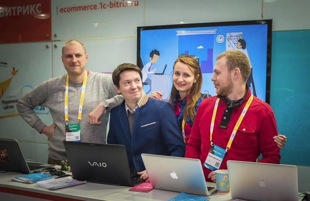 Крупный российский софтверный бизнес