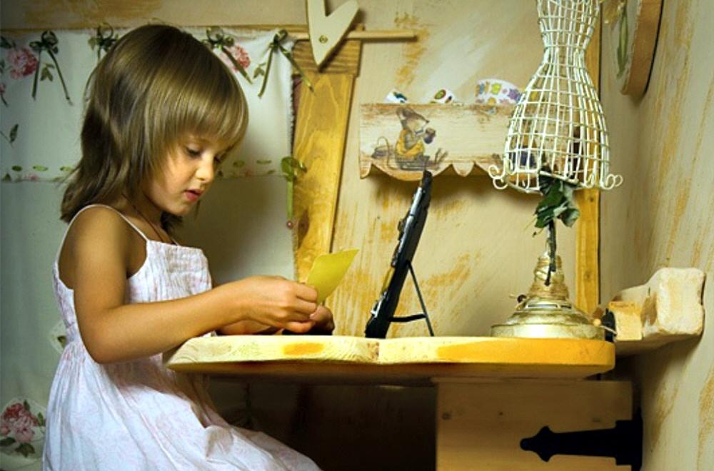 Маленькие домики для детей