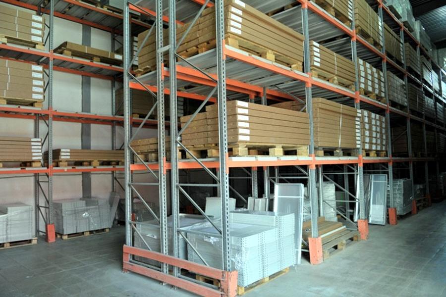 Мебельное производство компании Диком