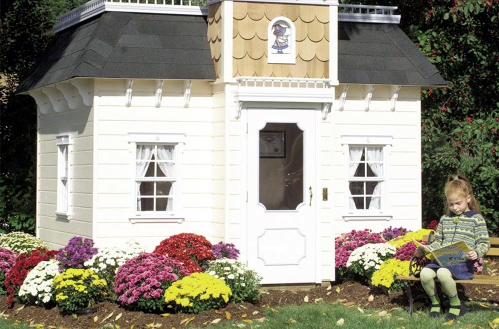 Миниатюрные домики для детей