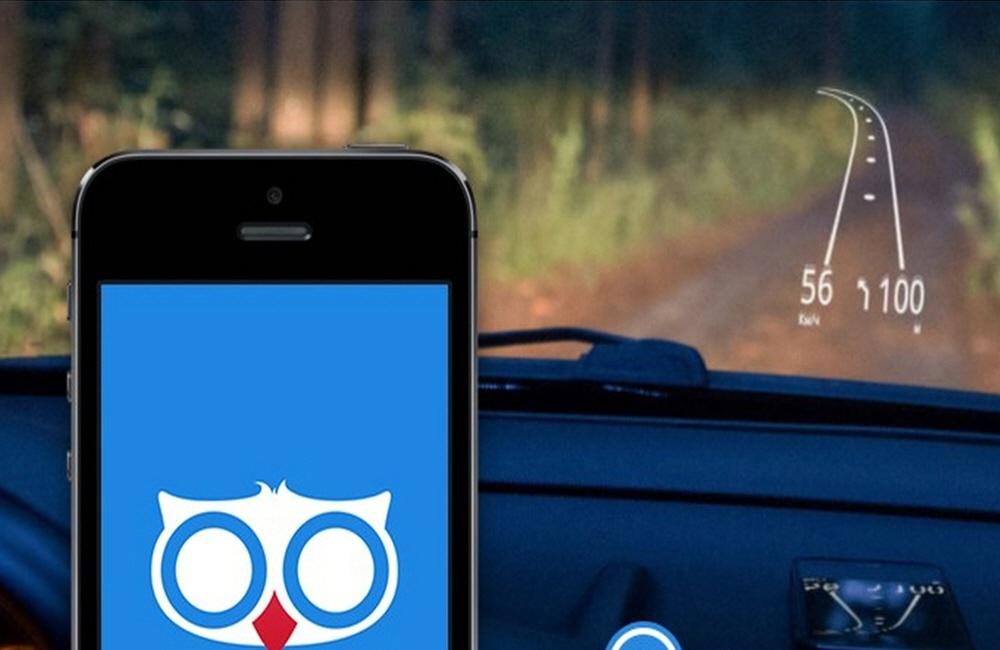 Мобильное приложение для водителей
