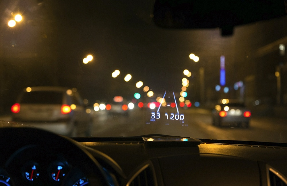 Мобильный навигатор для автомобиля