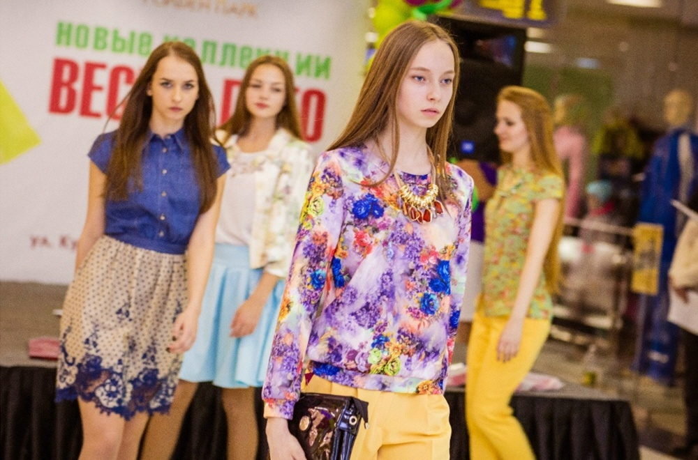 Модельный бизнес в России
