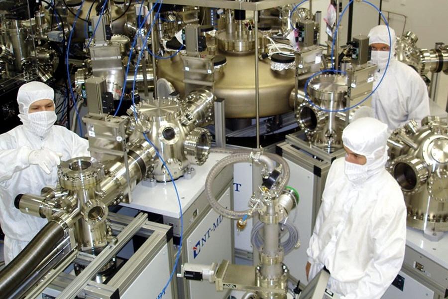 Нанотехнологическое оборудование