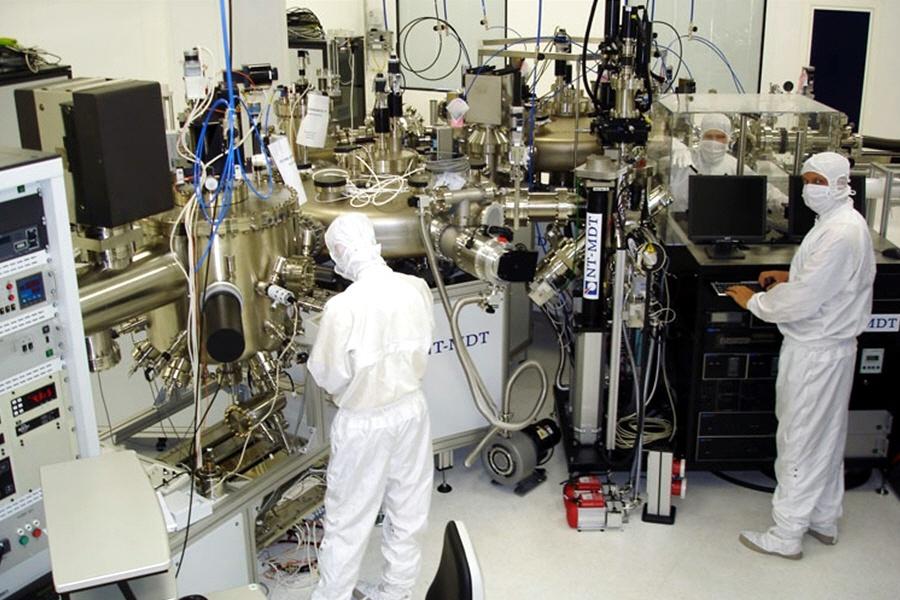 Научное оборудование в области нанотехнологий