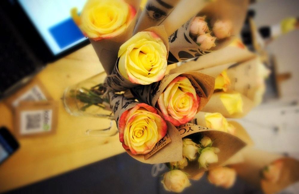 Ниша цветочного бизнеса