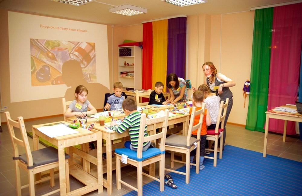 Образование в детском клубе