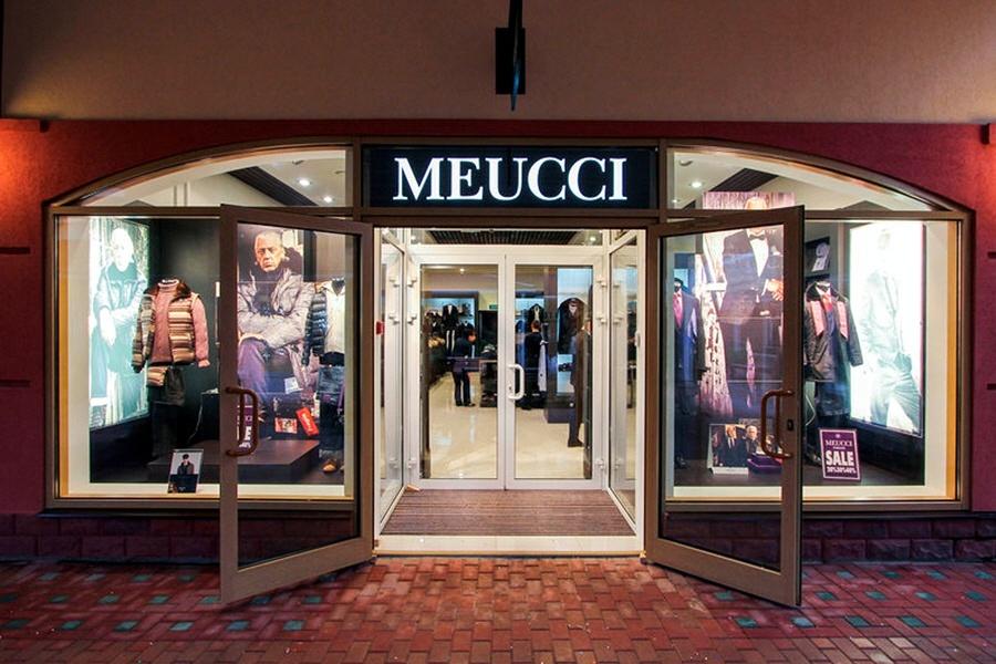 Одёжный Бизнес компании Meucci Group