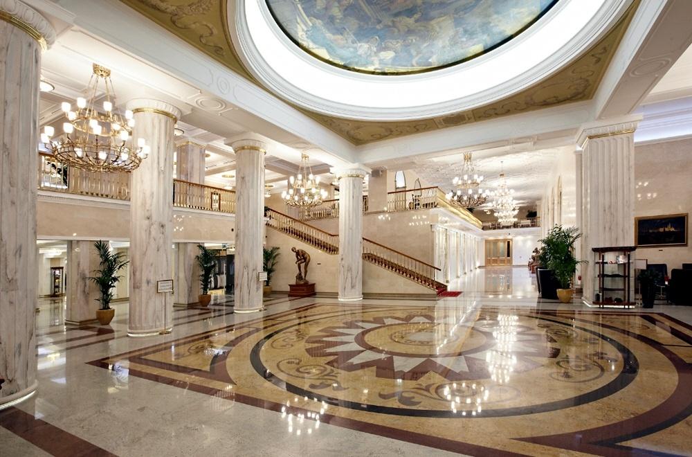 Отельный бизнес в Москве