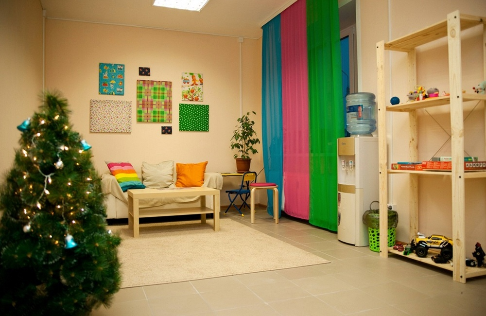 Открытие детского садика