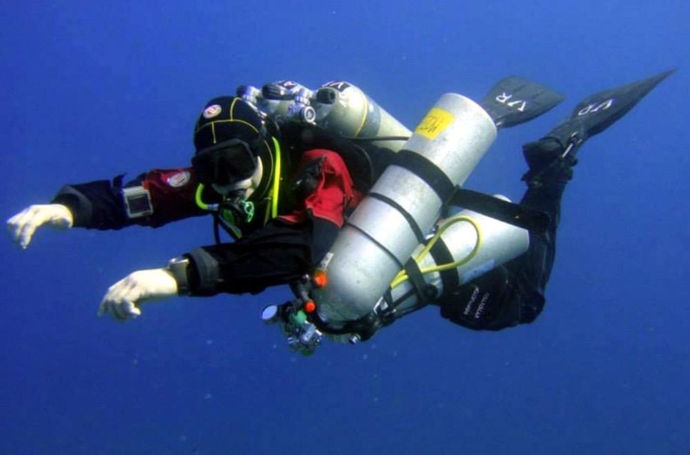 Погружение под воду