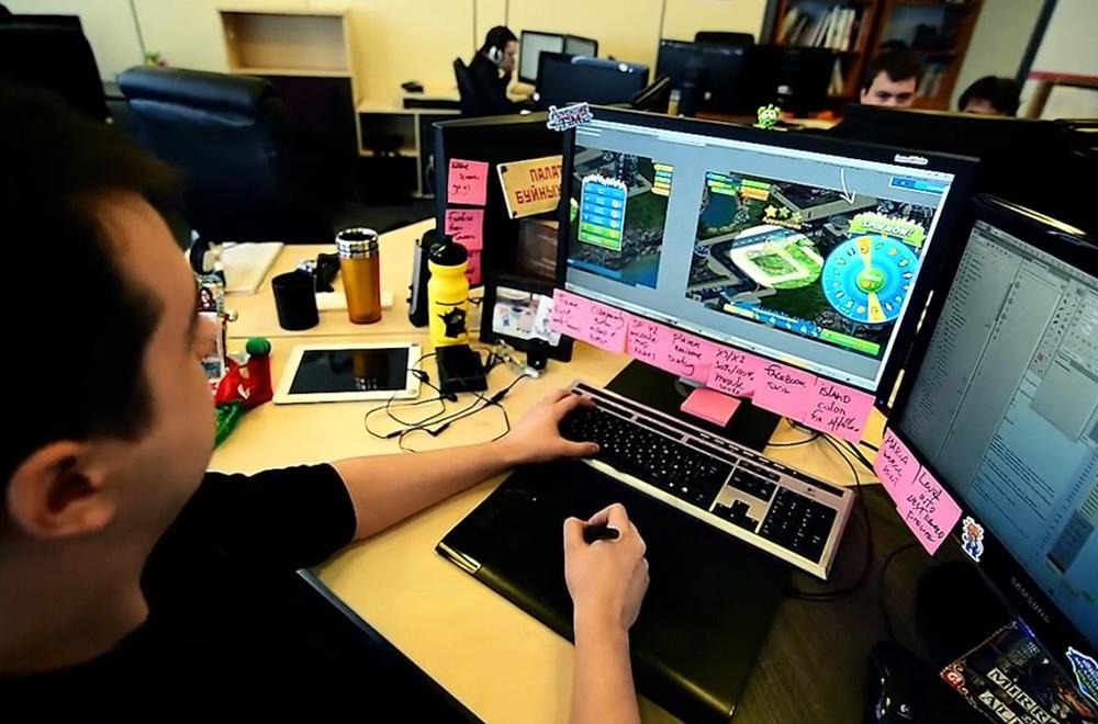 Предпринимательство в мобильных играх