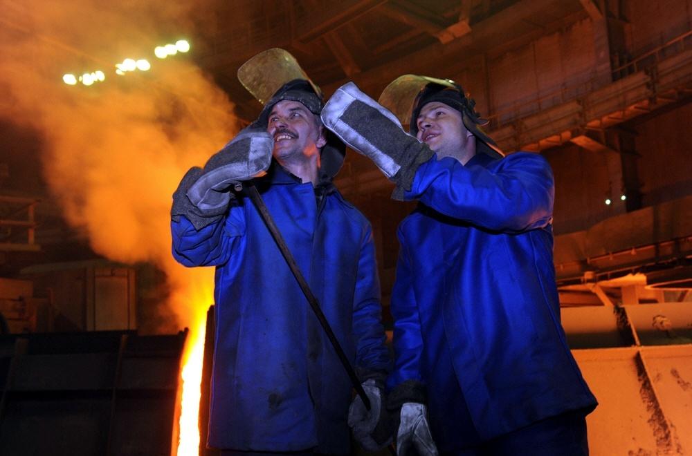 Производственная отрасль в России