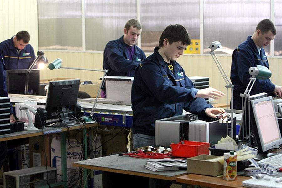 Производство компьютеров на Украине