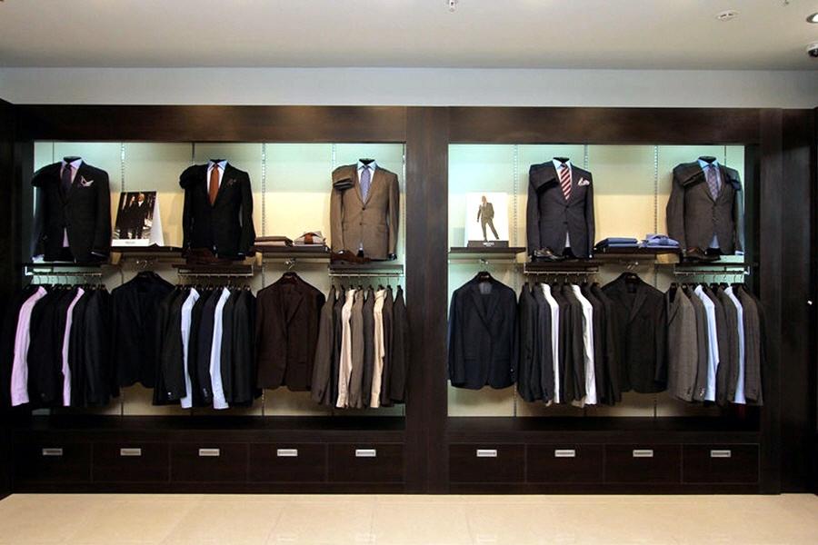 Производство мужской одежды в России