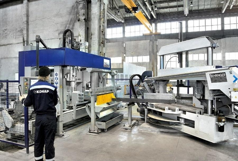 Развитие производственной отрасли