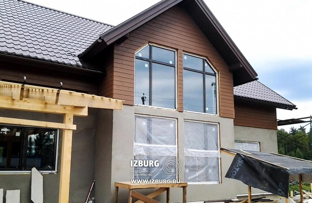 Разработка и производство энергоэффективных домов