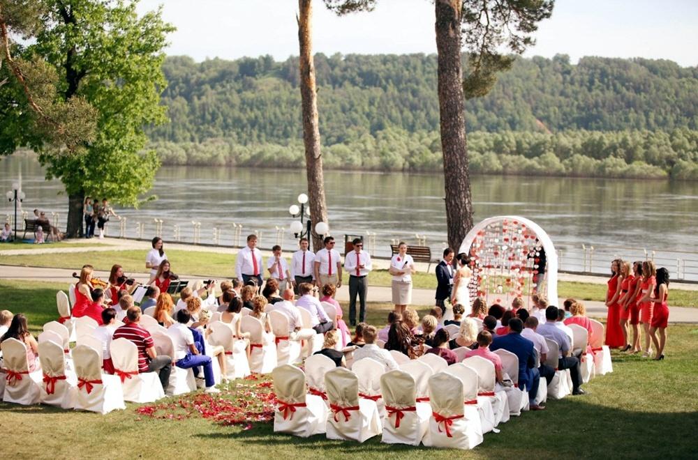 Свадьба на природе ярославль