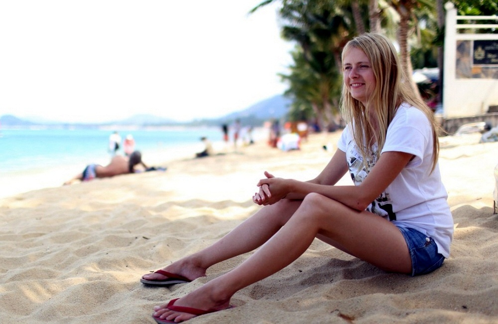 Свободный стиль жизни Марины Шаминой