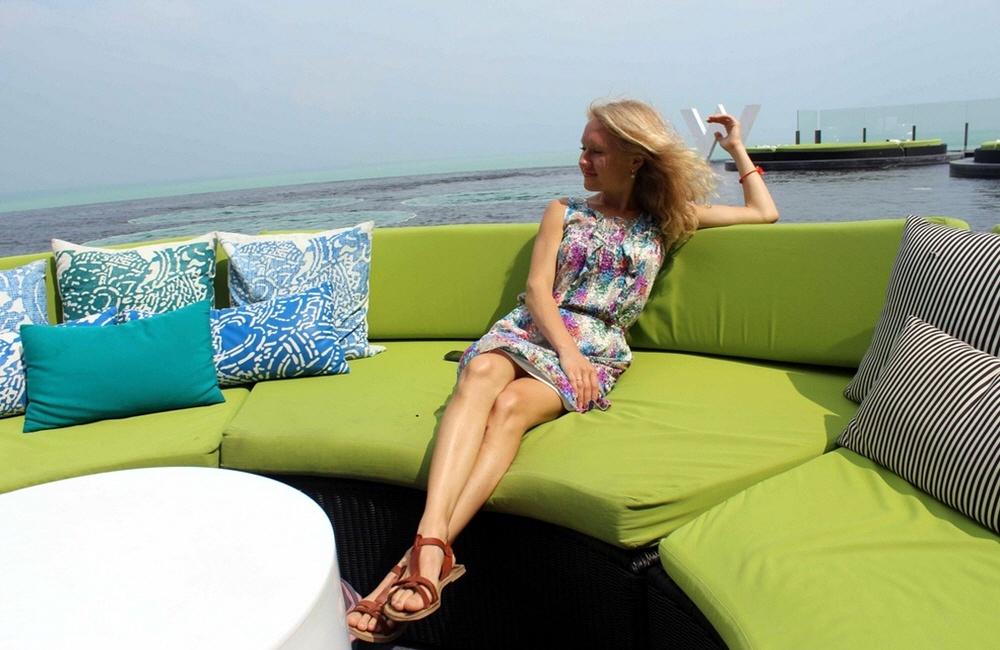 Свободный стиль жизни инфо-предпринимательницы Киры Штафун